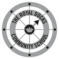 the-royal-docks-community-school-logo